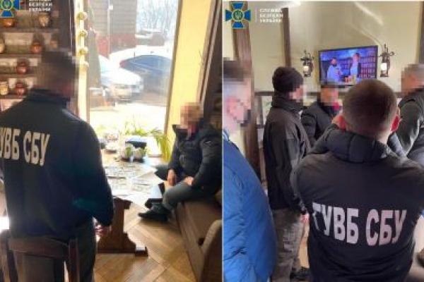 У Львові 46-річний іноземець намагався підкупити працівника СБУ