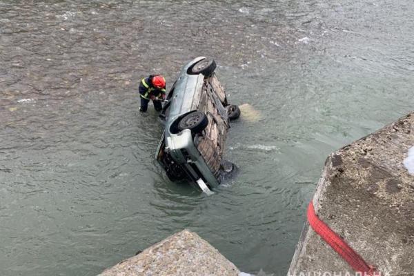 Поліцейські затримали водія, який скоїв смертельну ДТП на Львівщині (Фото)