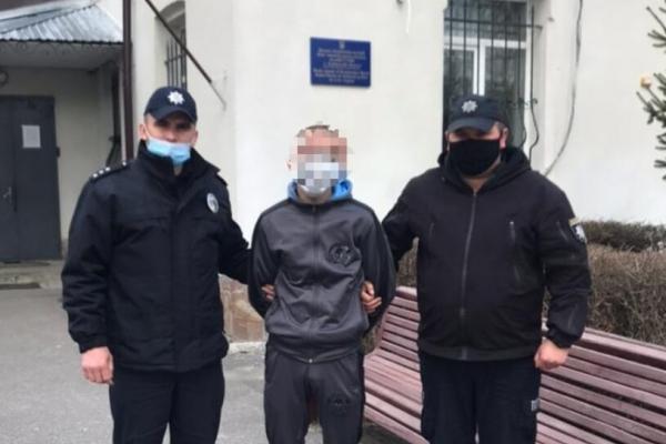 У Львові впіймали зловмисника, який пограбував пенсіонерку