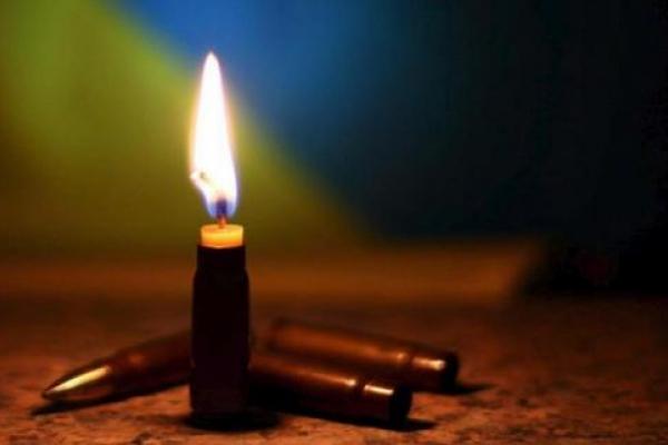 Завтра на Львівщині попрощаються із загиблим на Донбасі військовослужбовцем