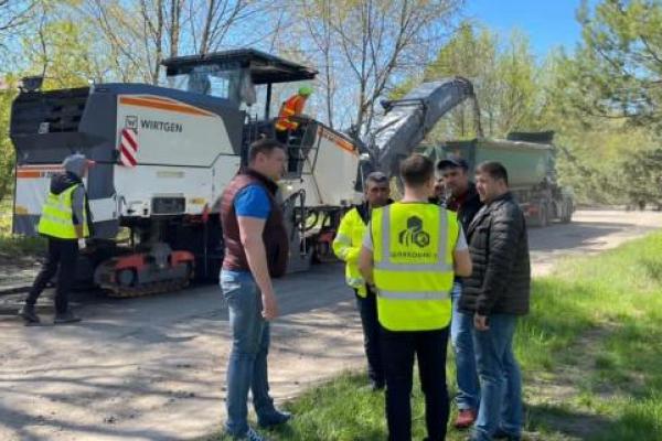Дорожники відремонтують об'їзну Самбора за 43 мільйони гривень