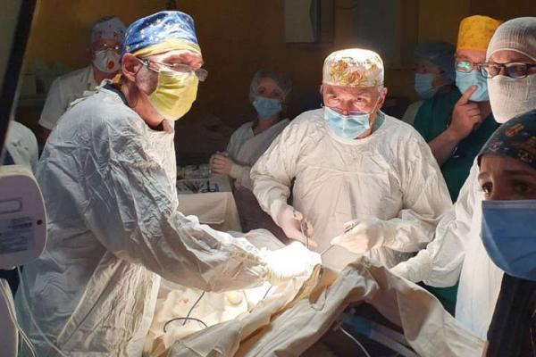 У Львові зробили унікальну операцію 8-місячному хлопчику