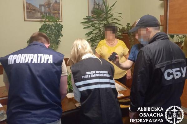 37 тис грн відкату за оренду приміщень: затримано службову особу Львівської Політехніки
