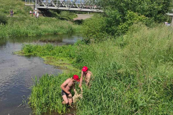 У Червонограді в річці втопився 14-річний хлопець