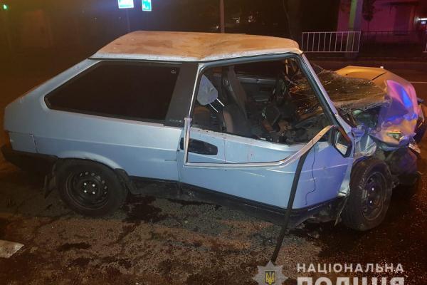 Внаслідок ДТП у Львові постраждали двоє дорослих та троє дітей