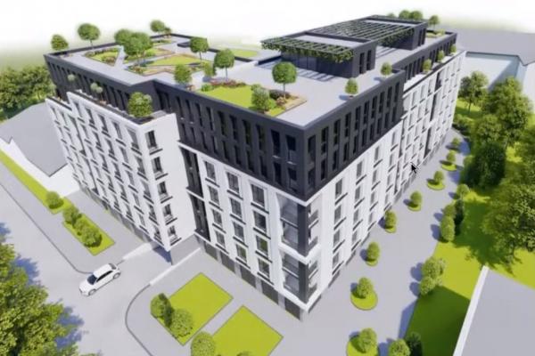 У Львові знесуть склади «Укрпошти» та збудують багатоповерхівки з порушеннями