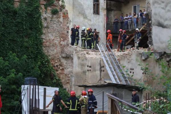 У центрі Львова загинув молодий хлопець