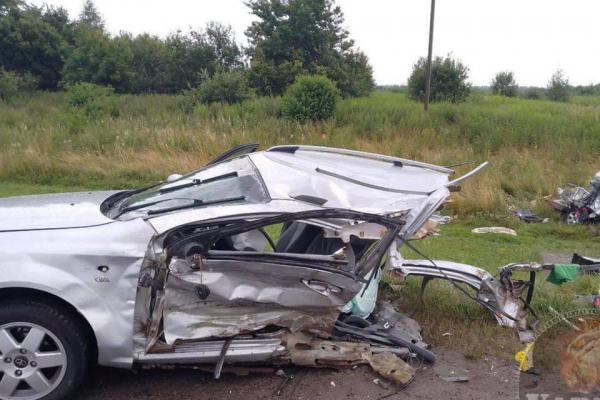 В аварії на об'їзній Львова загинула 2-річна дитина (Відео)