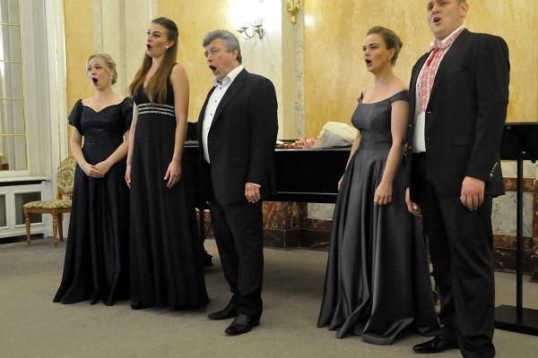 У Палаці Потоцьких відбувся творчий вечір солістів Національної опери України