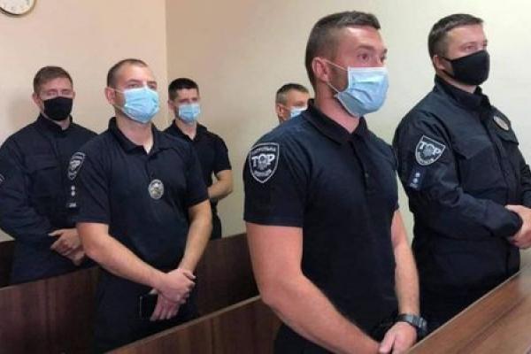 У Львові 6 патрульних засудили до 8 років в'язниці через смерть підозрюваного