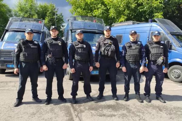 Поліція подала апеляцію на рішення львівського суду, за яким 6 правоохоронців засудили на 8 років