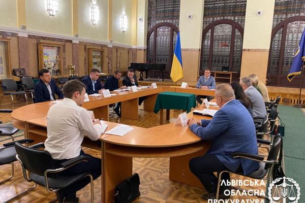 У Львівській обласній прокуратурі відбулася чергова робоча зустріч з питань захисту прав журналістів