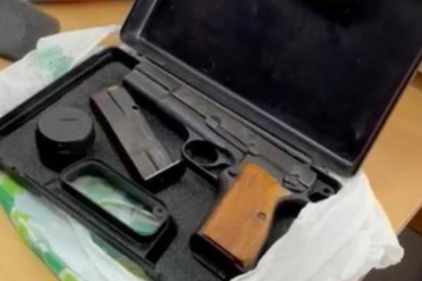 На Львівщині викрито групу осіб, яка організувала нелегальний бізнес на продажі зброї