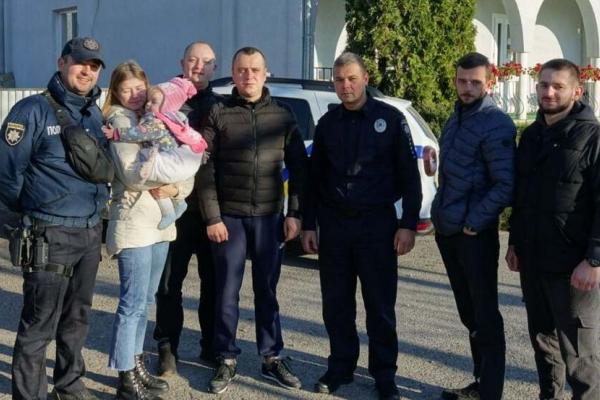 Викрадену у Львові дівчинку знайдено: жителю Тернопільщини загрожує позбавлення волі на 5 років