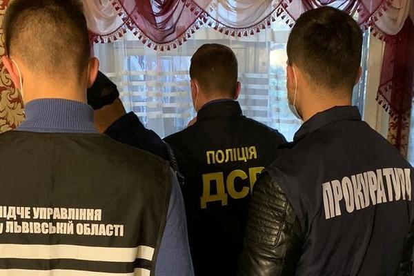 На Львівщині викрили організаторів азартних ігор (Фото)