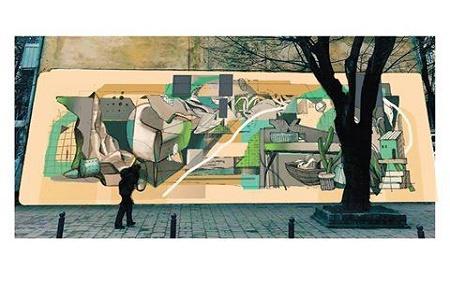 У Львові збирають кошти, аби облаштувати новий мурал в центрі міста (Фото)